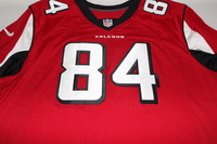 FALCONS - RODDY WHITE SIGNED AUTHENTIC FALCONS JERSEY - SIZE 56
