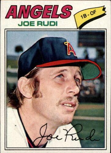 Photo of 1977 Topps #155 Joe Rudi