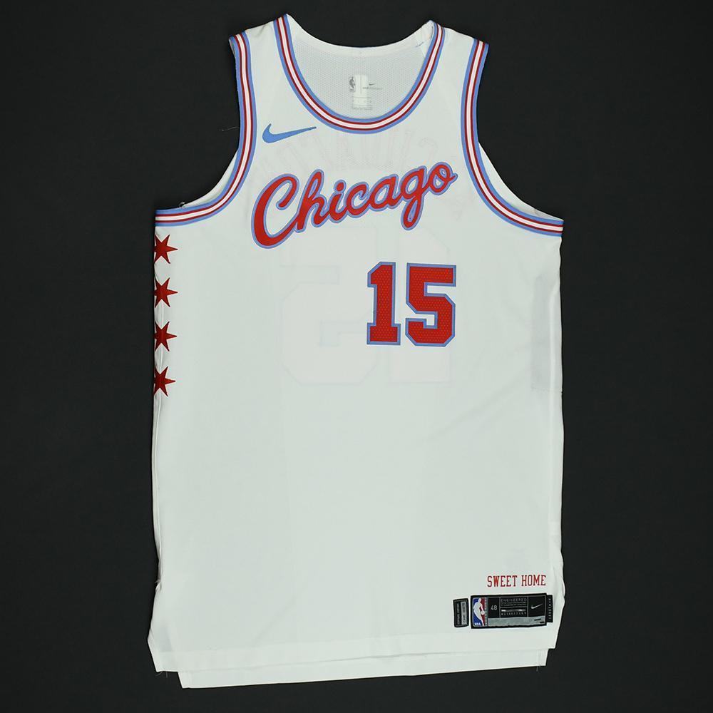 Ryan Arcidiacono - Chicago Bulls - Game-Worn 'City' Jersey - 2017-18 Season