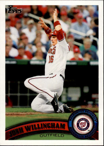 Photo of 2011 Topps #225 Josh Willingham