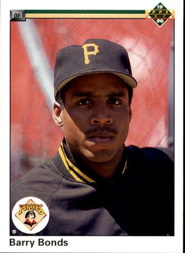Photo of 1990 Upper Deck #227 Barry Bonds