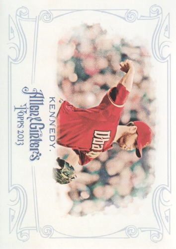 Photo of 2013 Topps Allen and Ginter #31 Ian Kennedy