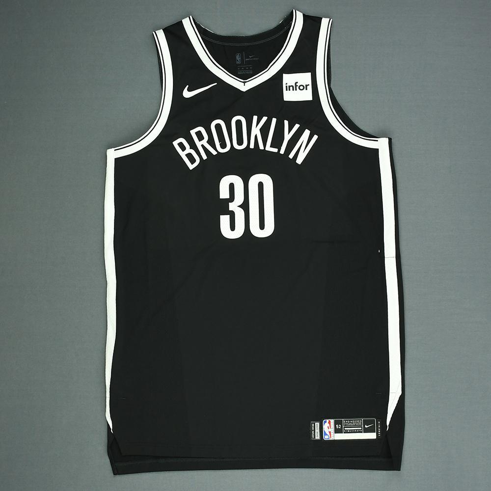 Dzanan Musa - Brooklyn Nets - 2018 NBA Draft - Autographed Jersey