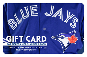 Toronto Blue Jays $25 Gift Card