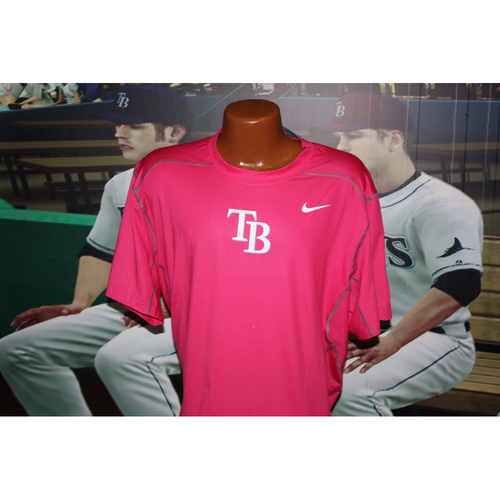 Photo of Buy Now: Team Issued Size XL Dri-Fit Mother's Day Short Sleeve Shirt