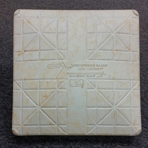 Authenticated Game-Used 2nd Base from June 7, 2014 vs St. Louis Cardnials - used for innings 6-9