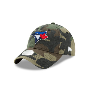 Women's Preferred Pick Camo Cap by New Era