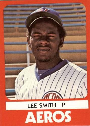 Photo of 1980 Wichita Aeros TCMA #12 Lee Smith