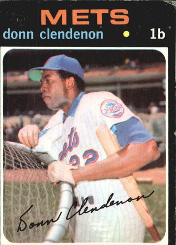 Photo of 1971 Topps #115 Donn Clendenon