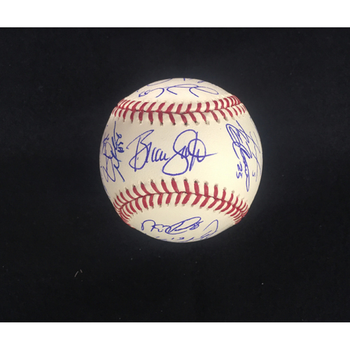 Photo of Braves Charity Auction - 2017 Atlanta Braves Team Autographed Baseball
