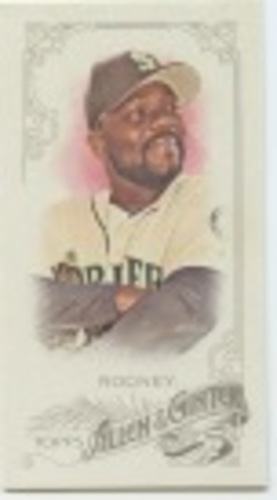 Photo of 2015 Topps Allen and Ginter Mini #192 Fernando Rodney
