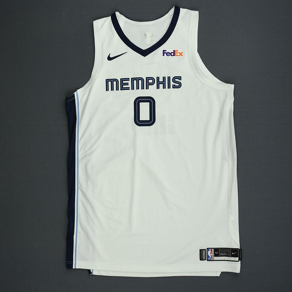 JaMychal Green - Memphis Grizzlies - Kia NBA Tip-Off 2018 - Game-Worn Association Edition Jersey