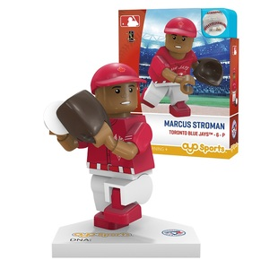 Toronto Blue Jays Marcus Stroman Red Alt Jersey Toy Figurine by OYO Sports