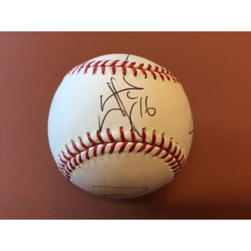 Photo of GCF Auction: Metallica Signed Baseball