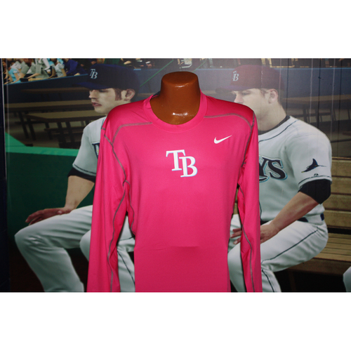 Photo of Buy Now: Team Issued Size L Dri-Fit Mother's Day Long Sleeve Shirt