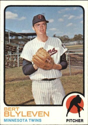 Photo of 1973 Topps #199 Bert Blyleven