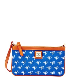 Allover Print Wristlet by Dooney & Bourke