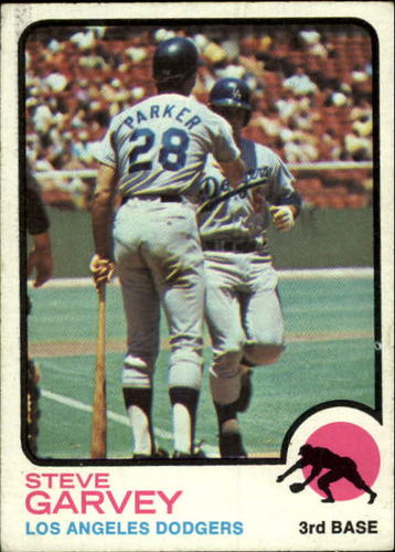 Photo of 1973 Topps #213 Steve Garvey