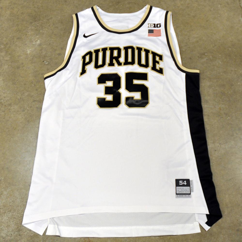970c74e10 Purdue Sports Official Auctions | Authentic 3-Pete Celebration ...