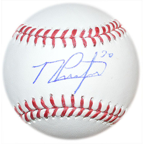 Photo of Michael Conforto - Autographed Major League Baseball