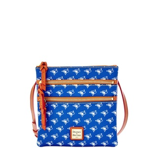 Allover Print Triple Zip by Dooney & Bourke
