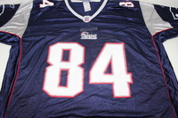 PATRIOTS - BEN WATSON SIGNED PATRIOTS REPLICA JERSEY - SIZE XL