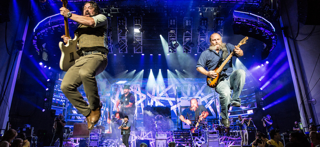 ZAC BROWN BAND IN CHICAGO w/EXCLUSIVE RESORTS'® LUXURY ACCOMMODATIONS - PACKAGE 16 of 16