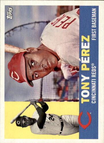 Photo of 2017 Topps Archives #5 Tony Perez