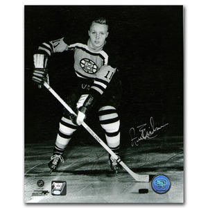 Aut Erickson (deceased) Autographed Boston Bruins 8X10 Photo