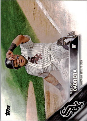 Photo of 2016 Topps #122 Melky Cabrera