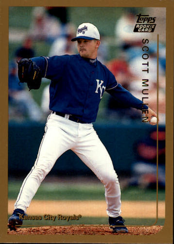 Photo of 1999 Topps Traded #T57 Scott Mullen RC