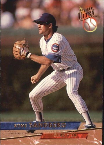 Photo of 1993 Ultra #320 Ryne Sandberg