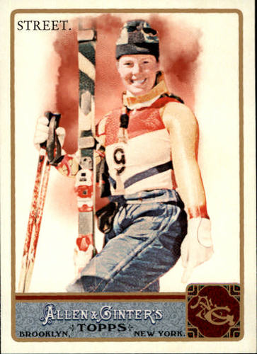 Photo of 2011 Topps Allen and Ginter #232 Picabo Street
