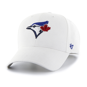 Toronto Blue Jays Lofted Brush Cap by '47 Brand