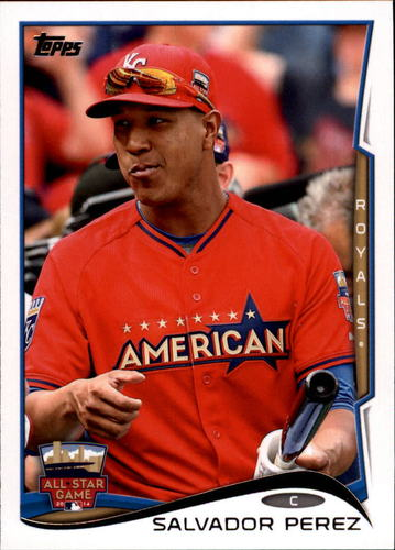 Photo of 2014 Topps Update #US97 Salvador Perez