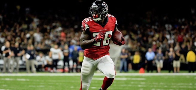 ATLANTA FALCONS FOOTBALL GAME: 12/2 ATLANTA VS. BALTIMORE & MEET TEVIN COLEMAN - P...