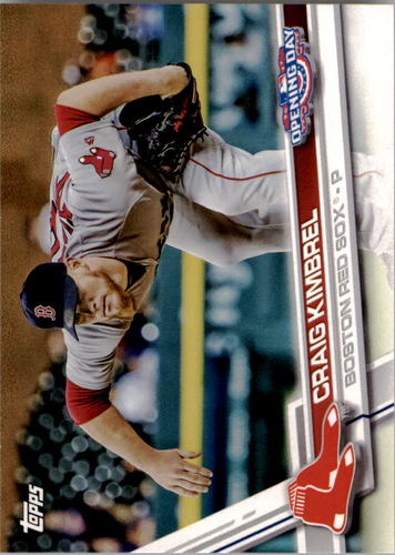 Photo of 2017 Topps Opening Day #111 Craig Kimbrel