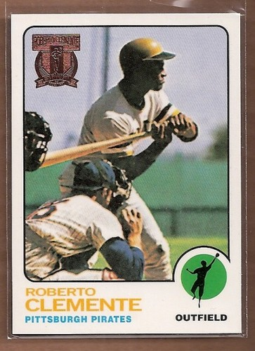 Photo of 1998 Topps Clemente #19 Roberto Clemente 1973