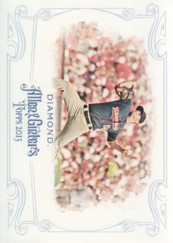 Photo of 2013 Topps Allen and Ginter #52 Scott Diamond