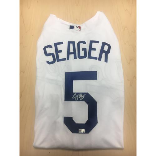 Photo of LA Dodgers Foundation Online Auction: Corey Seager Authentic Autographed Jersey