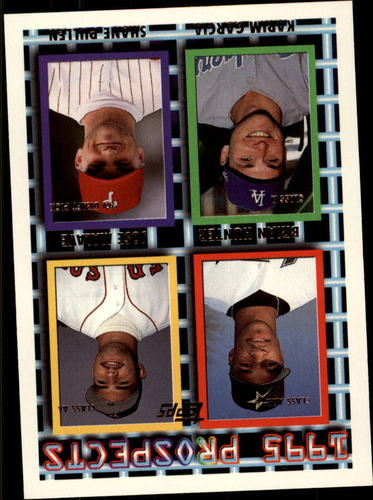 Photo of 1995 Topps #237 Karim Garcia RC