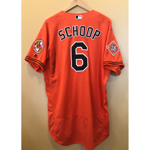 Jonathan Schoop - Jersey: Game-Used