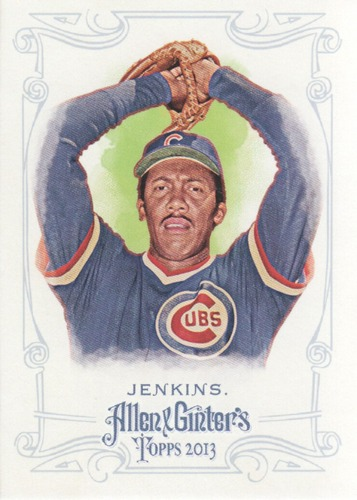 Photo of 2013 Topps Allen and Ginter #55 Fergie Jenkins