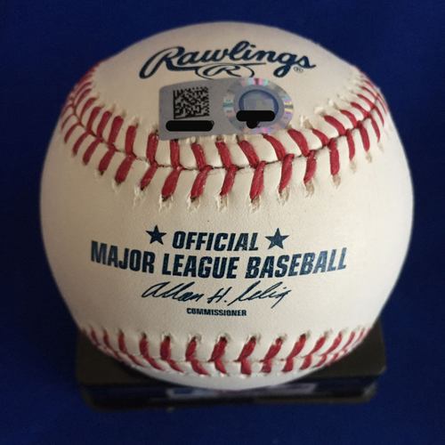 Photo of UMPS CARE AUCTION: Yan Gomes Signed Baseball