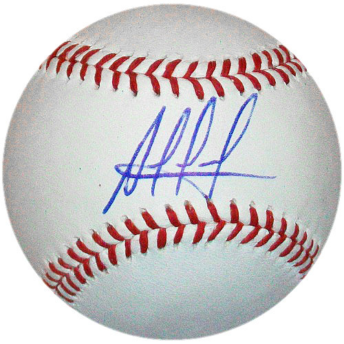 Jesus Aguilar Autographed Baseball