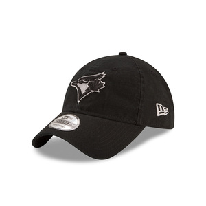 Toronto Blue Jays Youth Jr. Core Classic Black Cap By New Era
