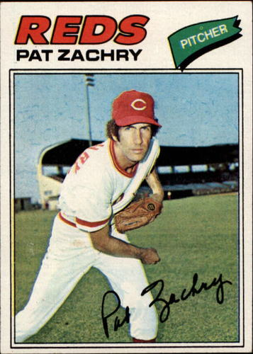 Photo of 1977 Topps #86 Pat Zachry