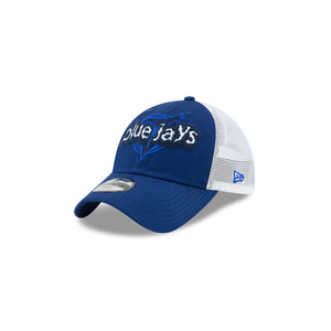 Toronto Blue Jays Toddler/Child Pop Stitcher Royal Cap by New Era