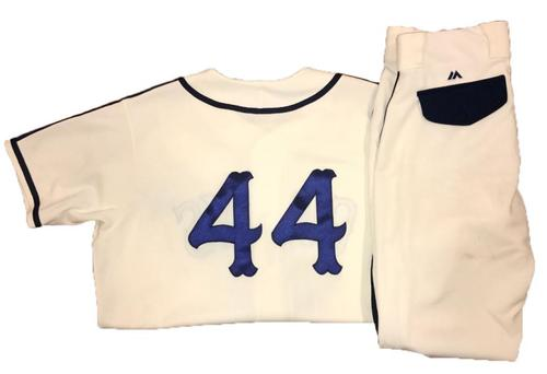 Photo of Tony Watson Game-Used Homestead Greys Jersey and Pants