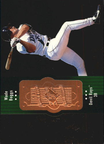 Photo of 1998 SPx Finite #324 Wade Boggs